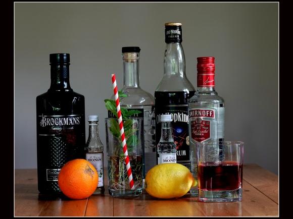 Drinks bottles clr