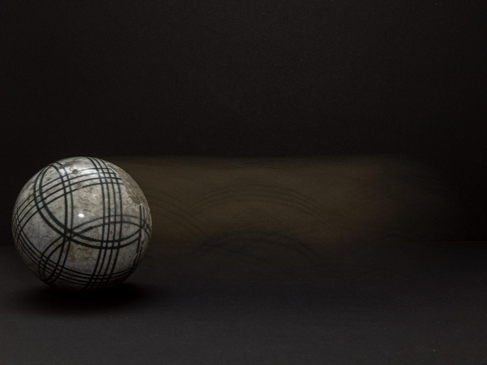 Rolling bowl